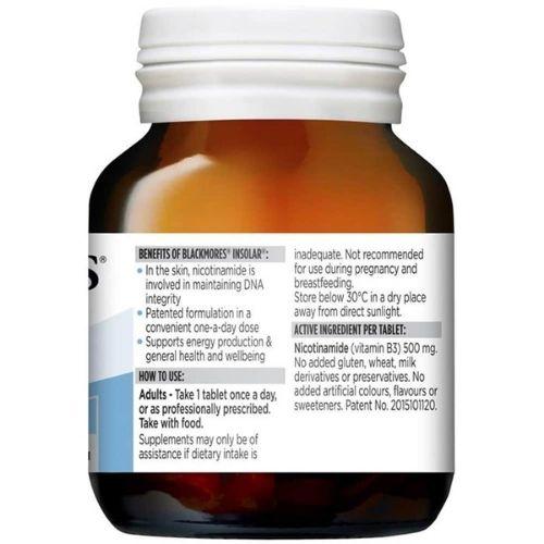 Blackmores-Insolar-High-Dose-Vitamin-B3-500-500-1