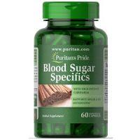 Viên uống Blood Sugar Specifics with Cinnamon & Chromium 60 viên