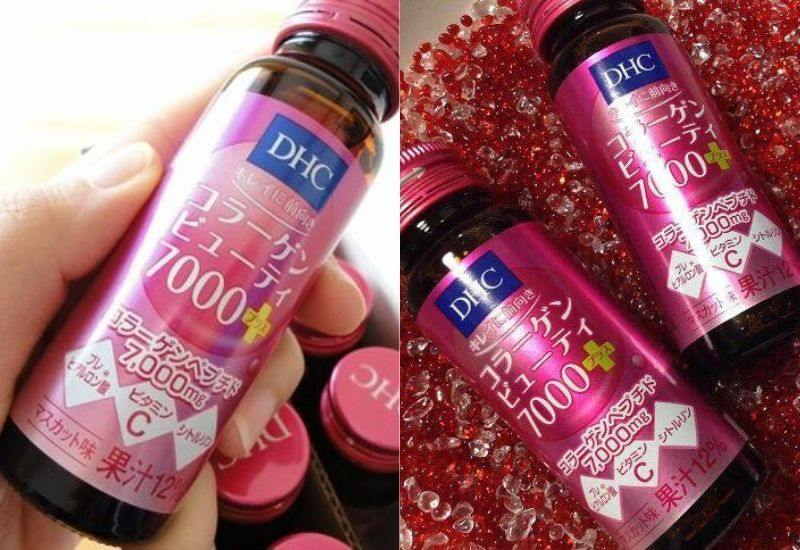 Sản phẩm nước DHC Collagen