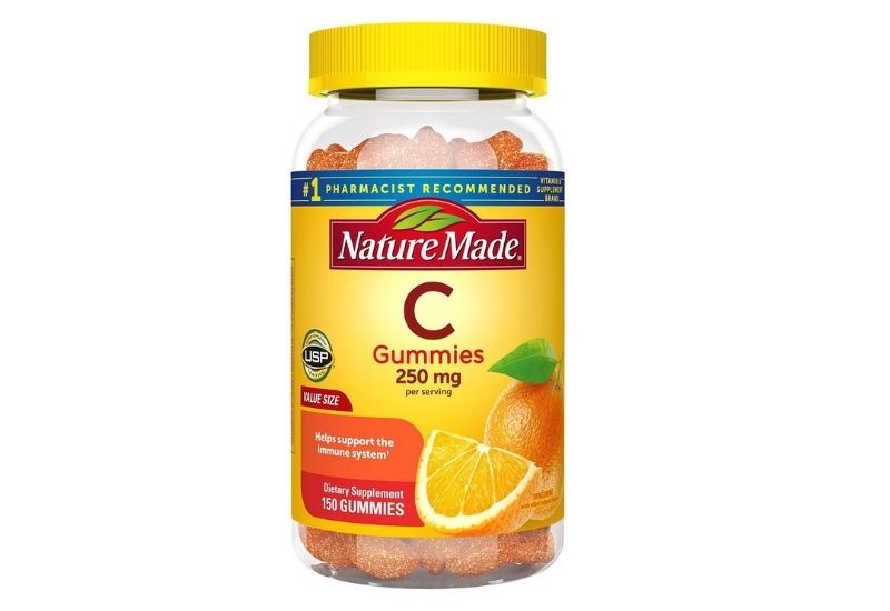 Sản phẩm viên kẹo dẻo Gummies Tangerine 250mg