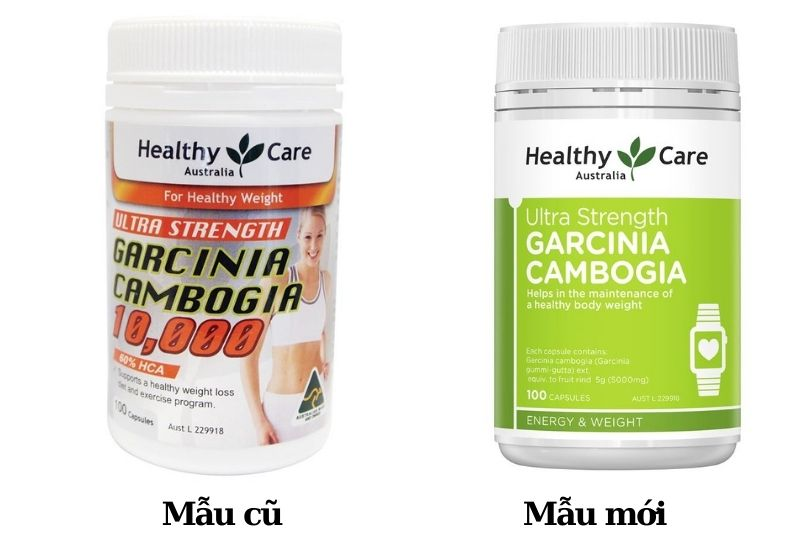 Viên uống Healthy Care Garcinia Cambogia 100 viên được tin dùng hiện nay