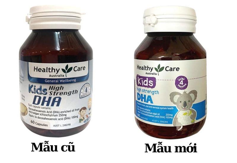 Sản phẩm Healthy Care Kid DHA được nhiều bố mẹ tin dùng cho bé