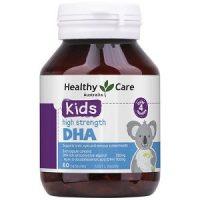 Healthy Care Kid DHA - For Kids DHA cho bé 60 viên
