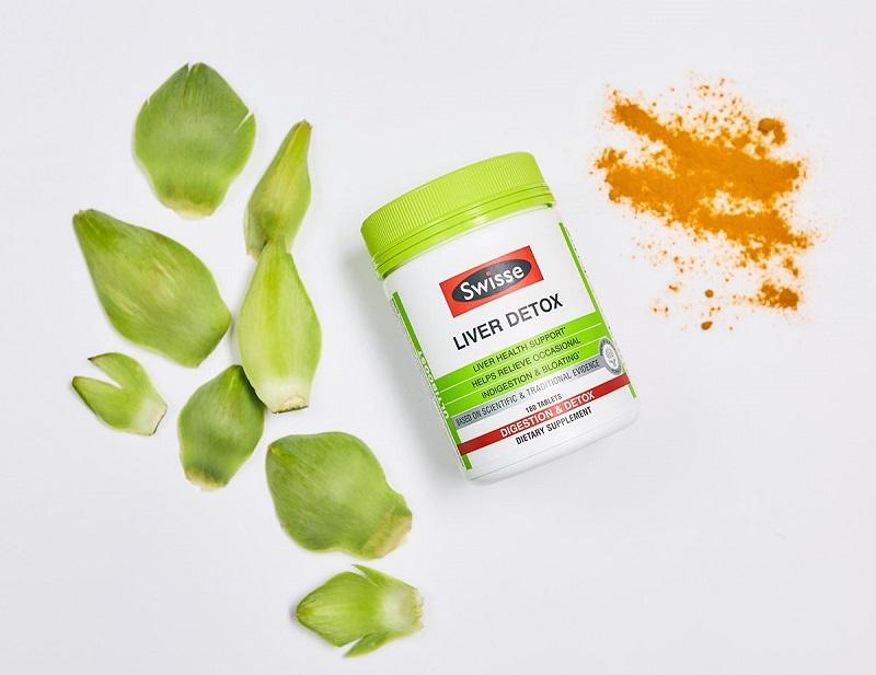 Sản phẩm Swisse Liver Detox 60 viên được ưa thích tại nhiều quốc gia trên thế giới