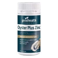 Tinh chất hàu Good Health Oyster Plus Zinc tăng sinh lý 60 viên