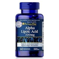 Viên uống Puritan's Pride Alpha Lipoic Acid 300mg