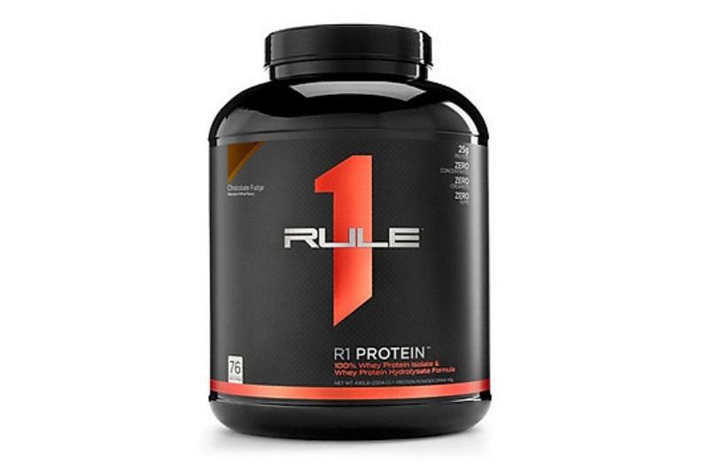 Sữa tăng cơ cao cấp RULE 1 76 servings là sản phẩm giúp phục hồi và tăng cơ bắp