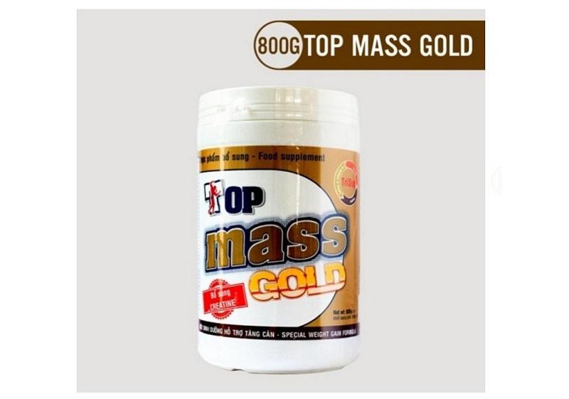 Top Mass Gold được người dùng đánh giá cao