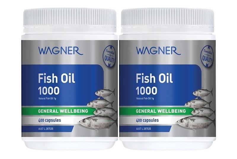 Các thành phần trong viên dầu cá Wagner của Úc rất hữu ích cho cơ thể