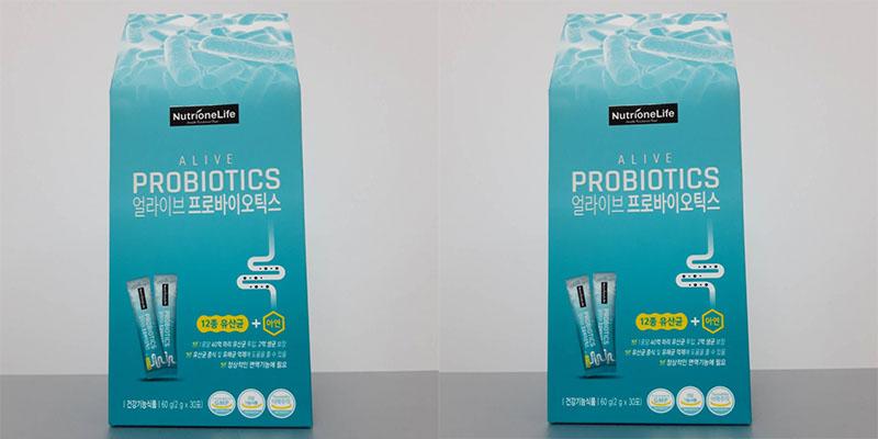 Alive Probiotics là một trong những sản phẩm có tác động rất tốt tới hệ đường ruột