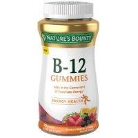 B12 Nature's Bounty