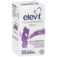 Bayer Elevit Sickness