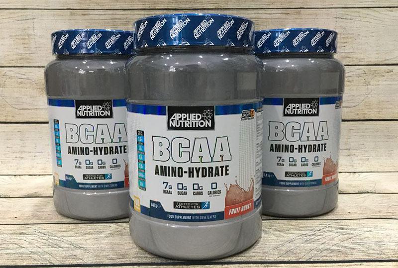 BCAA Amino Hydrate reviews nhiều nhất là sản phẩm thơm ngon