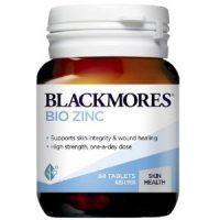 Viên uống Blackmores Bio ZinC bổ sung kẽm cho cơ thể