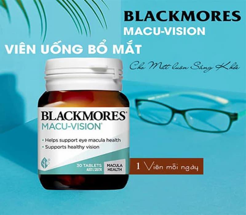 Macu Vision Blackmores