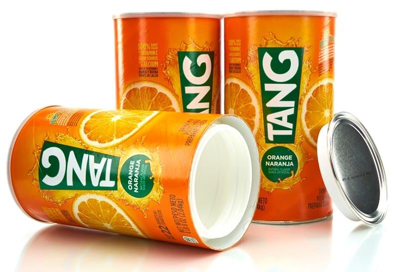 Tang Orange Naranja 2,04kg được bào chế dạng bột tiện lợi