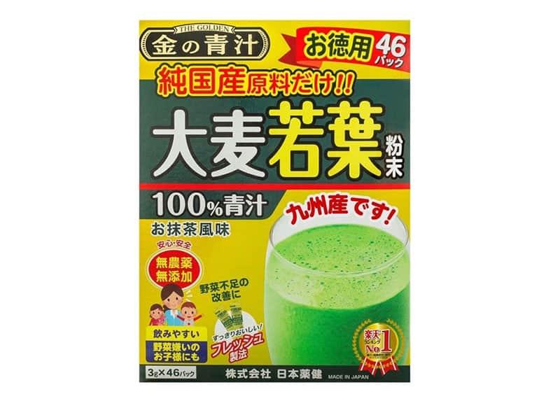 Sử dụng bột lúa non Golden Nhật thường xuyên giúp tăng cường miễn dịch