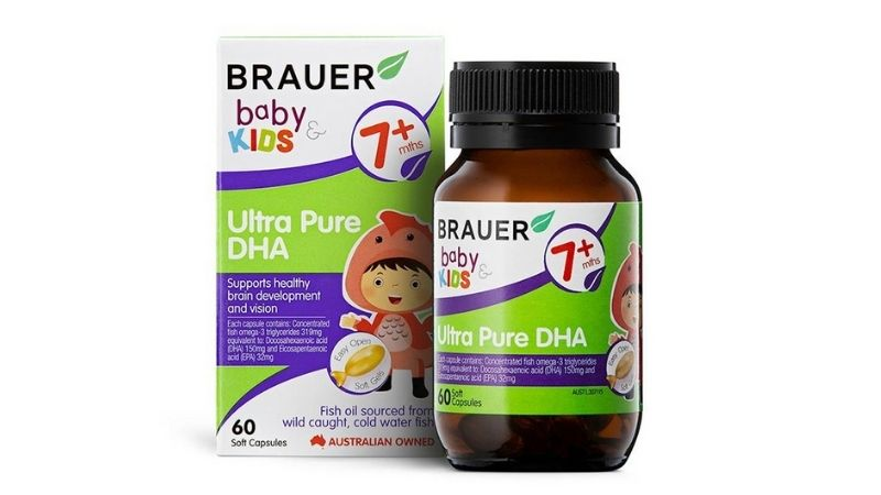 Brauer DHA For Kid From 7m