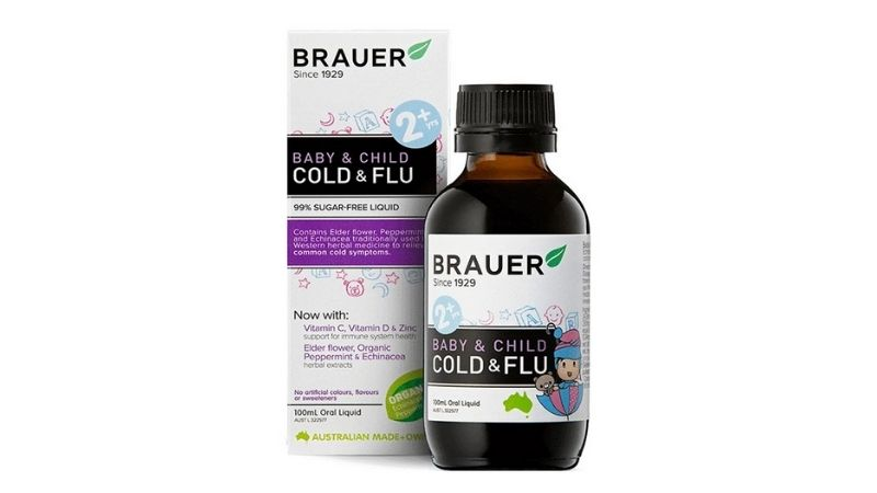 Brauer Cold and Flu