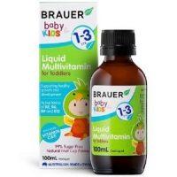 Brauer Liquid Multivitamin