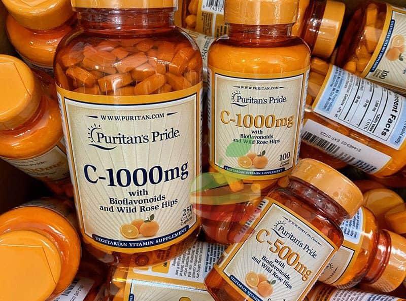 Vitamin C-1000mg xứng đáng là lựa chọn tin cậy của người dùng