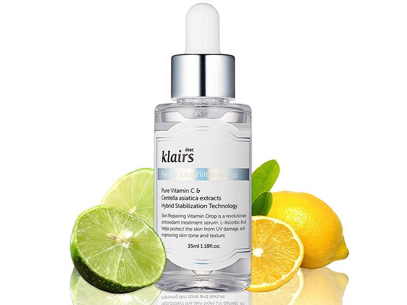 Freshly Juiced Vitamin Drop Klairs Serum Vitamin C
