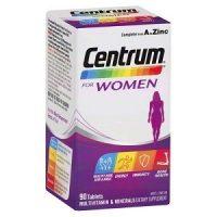 Centrum cho phụ nữ dưới 50 tuổi - Centrum for Women