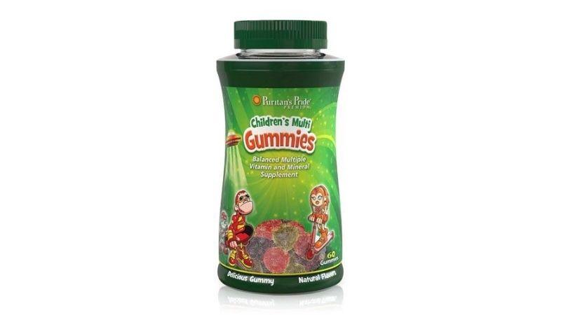 Viên nhai Children's Multivitamins & Minerals Gummies