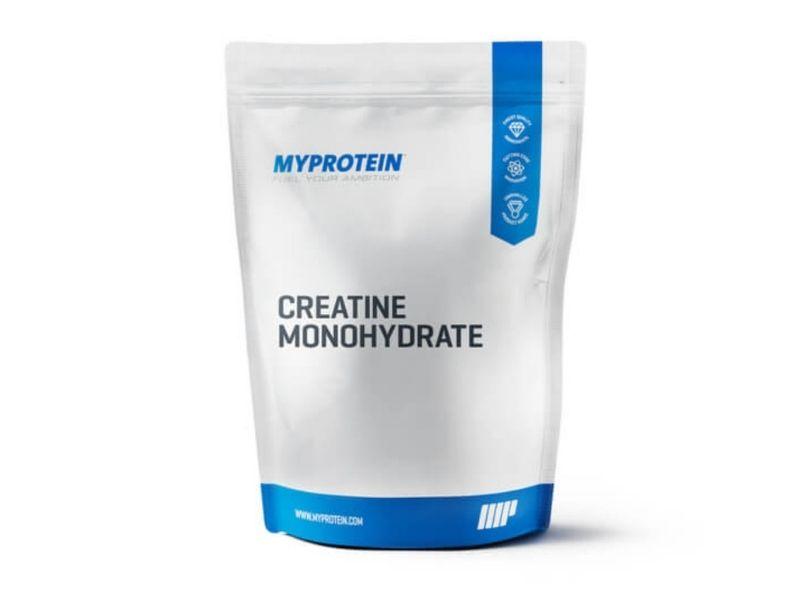 Sản phẩm bột uống Creatine Monohydrate