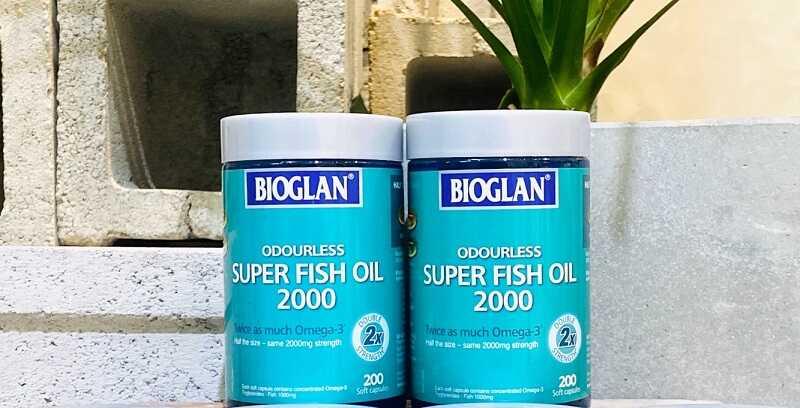 Những người bị viêm khớp cấp thấp nên dùng viên uống dầu cá Bioglan của Úc