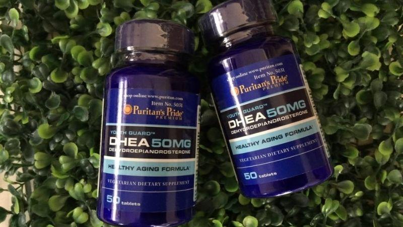 Hướng dẫn sử dụng DHEA