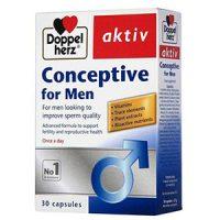 Doppelherz Conceptive For Men hỗ trợ tăng cường sinh lý nam 30 viên