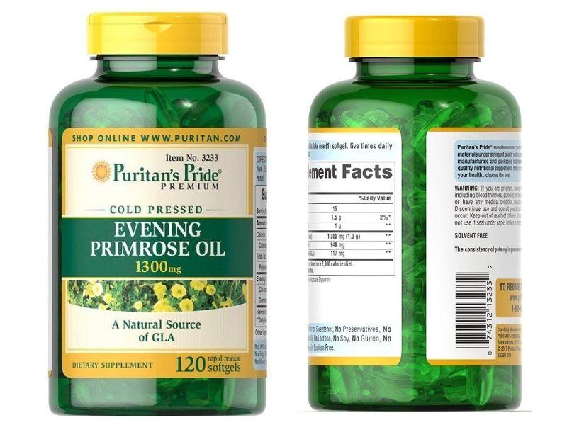 Rất nhiều chị em đã tin tưởng lựa chọn và phản hồi tích cực về Women's Evening Primrose oil 1300
