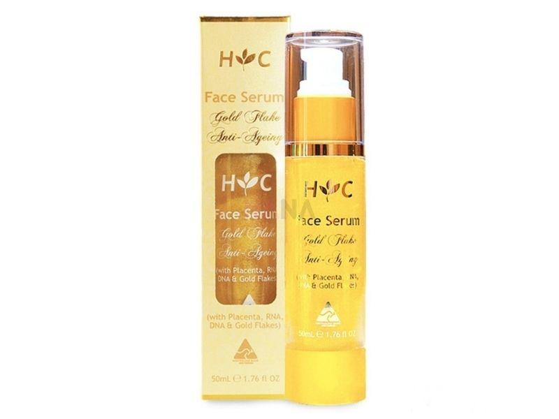 Healthy Care Anti Ageing Gold Flake Face Serum rất được ưa chuộng tại Việt Nam và quốc tế