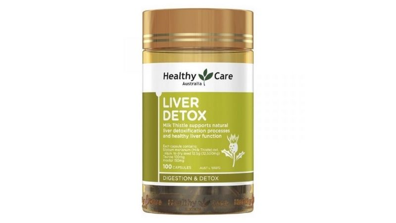 Healthy Care Liver Detox