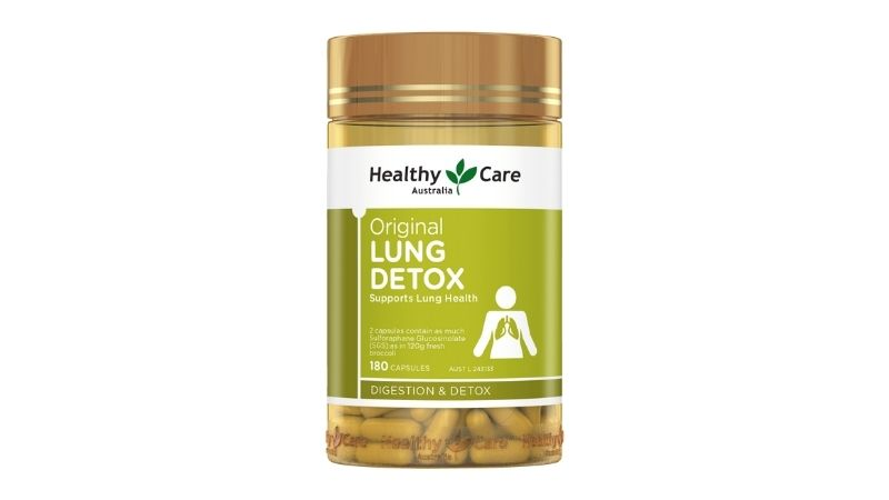 Healthy Care Original Lung Detox