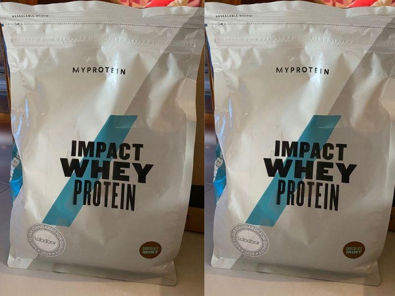Impact Whey Protein không gây ra bất cứ tác dụng phụ nào cho người dùng