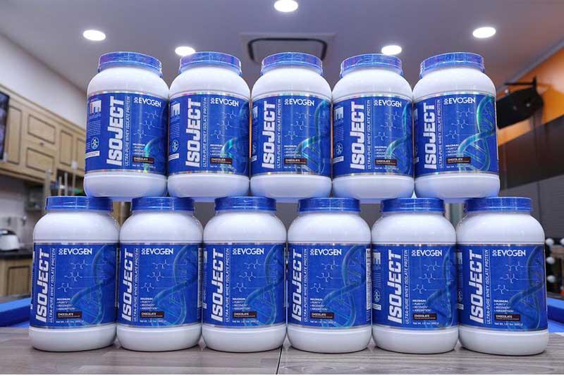 Công nghệ enzyme IGNITOR được coi là bước đột phá độc quyền của hãng Evogen Nutrition