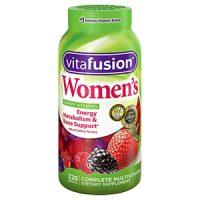 Kẹo dẻo bổ sung vitamin Vitafusion Women's Multivitamin 220 viên
