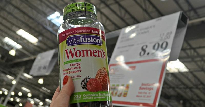 Kẹo dẻo Vitafusion Women's Multivitamin được FDA chứng nhận