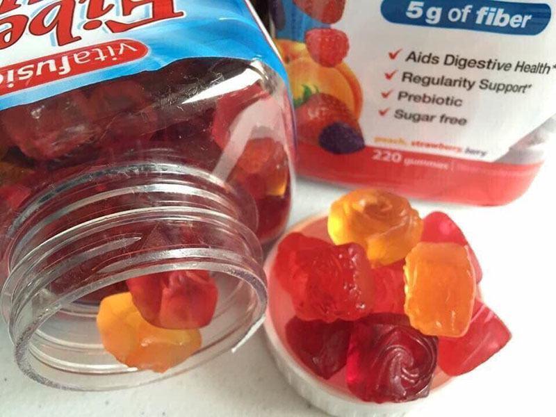 Kẹo Fiber Well được khuyến khích sử dụng hằng ngày