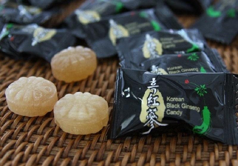 Top kẹo sâm Hàn Quốc tốt cho sức khỏe được yêu thích nhất