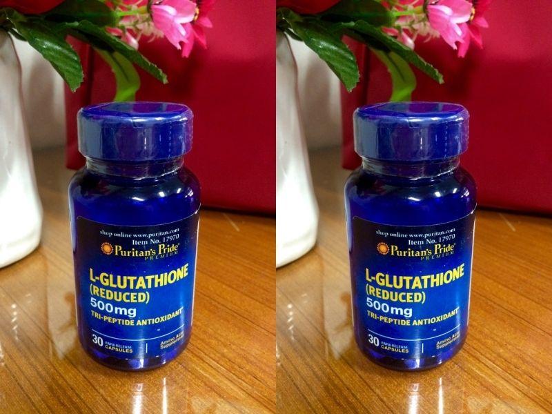 Mẹ bầu cần hỏi ý kiến bác sĩ trước khi uống Glutathione Reduced 500mg