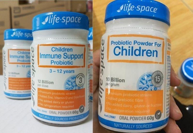Sản phẩm mang lại nhiều tác dụng cho các bé