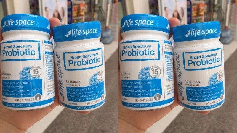 Sản phẩm có chứa hàng tỷ lợi khuẩn