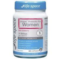 Men vi sinh Life Space Women's Probiotic