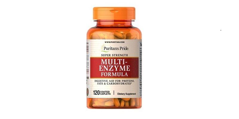 Multi Enzyme Formula là sản phẩm bổ trợ cho hệ tiêu hóa