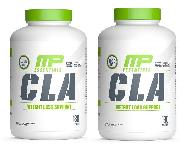 MusclePharm CLA Core được nghiên cứu qua công thức công bằng dinh dưỡng cho cơ thể, giúp đốt mỡ thừa
