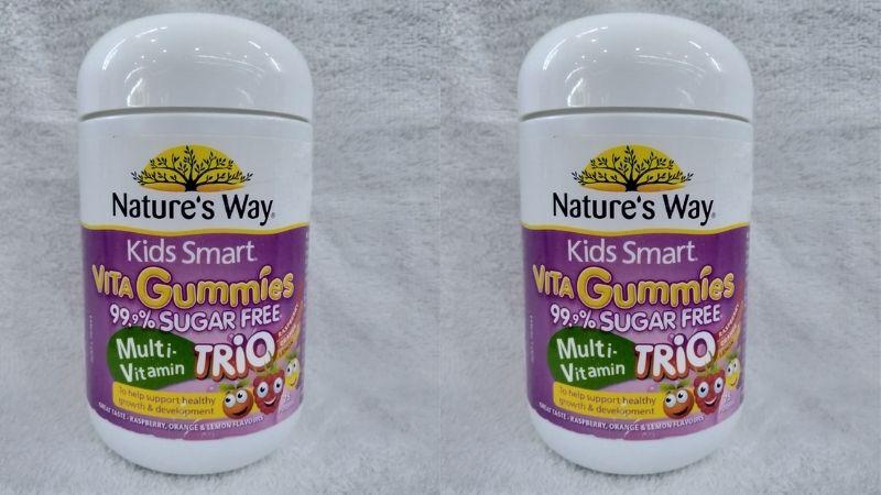 Ưu điểm nổi bật của kẹo Kids Smart Vita