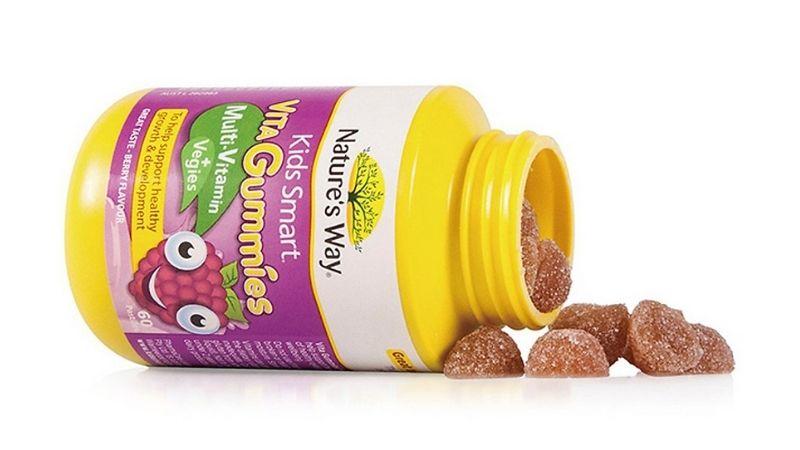 Nature's Way Vita Gummies Multi-Vitamin + Vegies